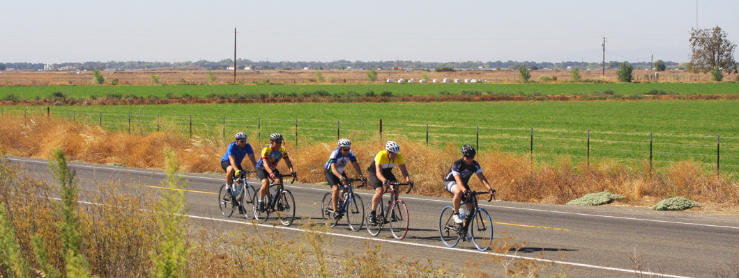 Elk Grove Cycling Club Riders