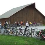 Winery Bike Parking